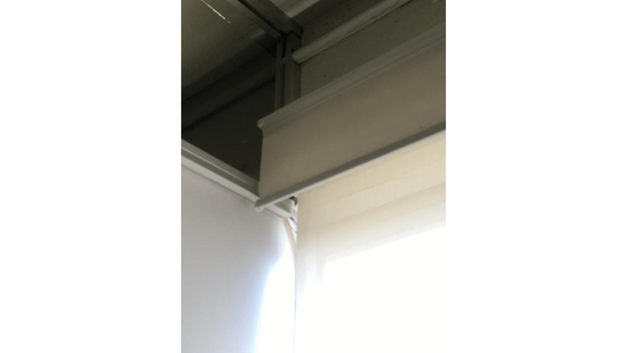 Colocación de persianas