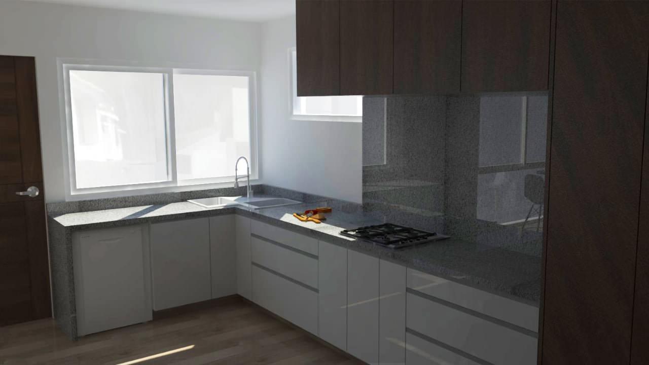 Cocina casa habitación