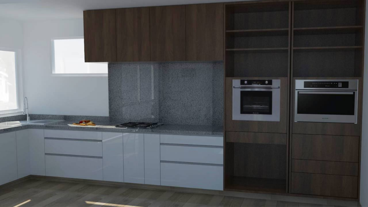 Equipo cocina casa habitación