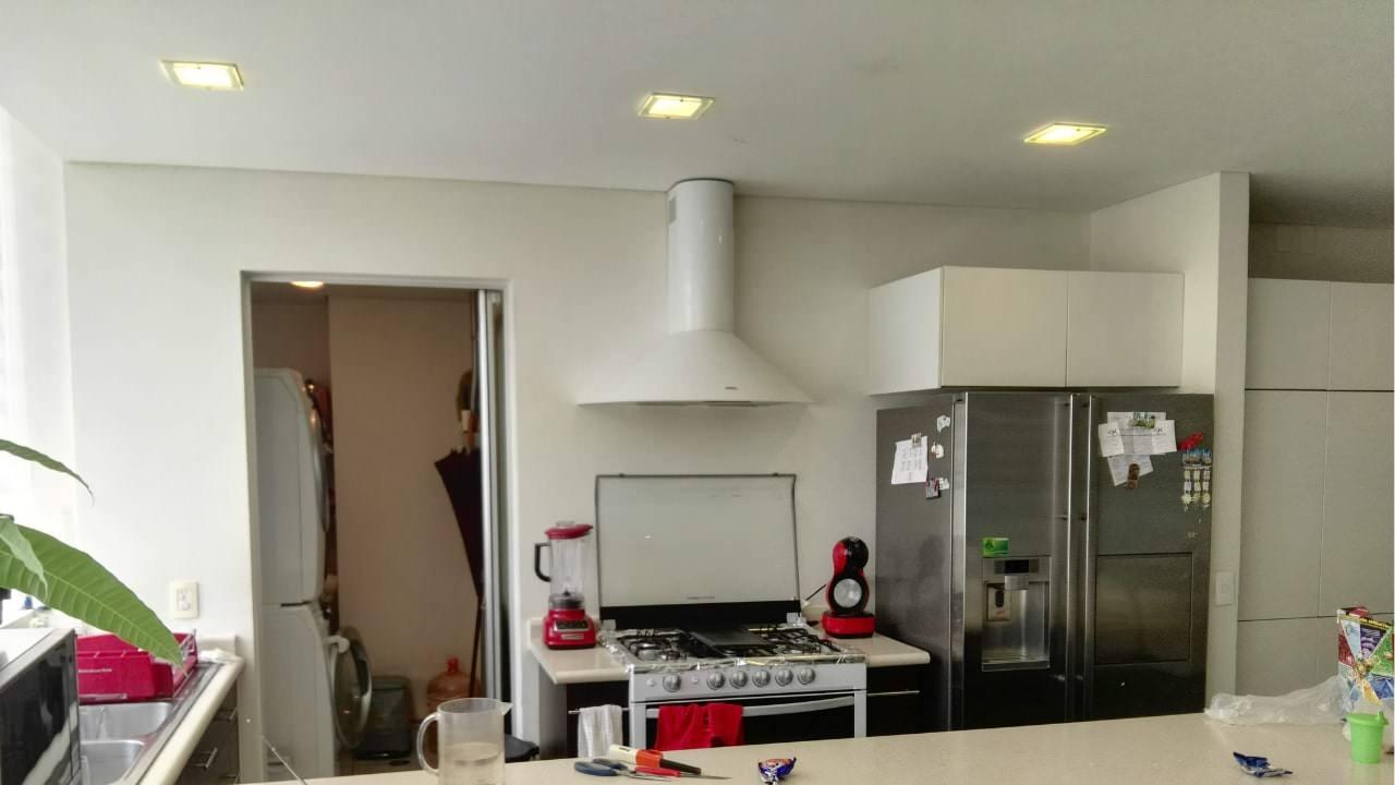 Cocina antes residencial wtc