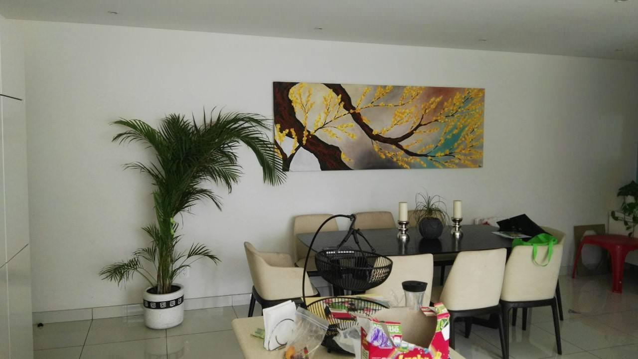 Sala antes residencial wtc