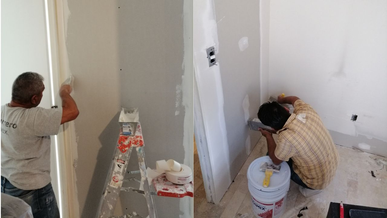 Remodelación casa